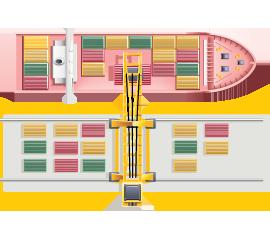 Transporte auf dem Seeweg